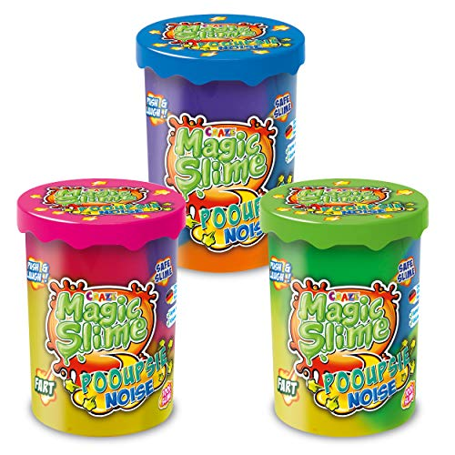 CRAZE Magic Slime POOUPSIE Noise XL Set...