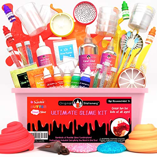 Original Stationery Ultimate Slime para Niñas,...